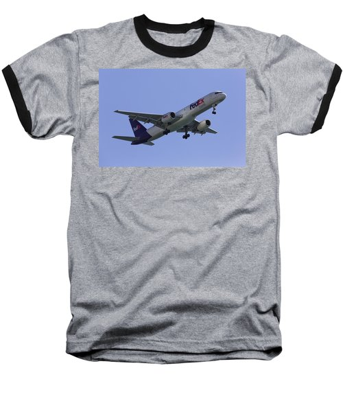 Fedex 757  Baseball T-Shirt