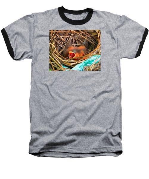 Feed Me Baseball T-Shirt
