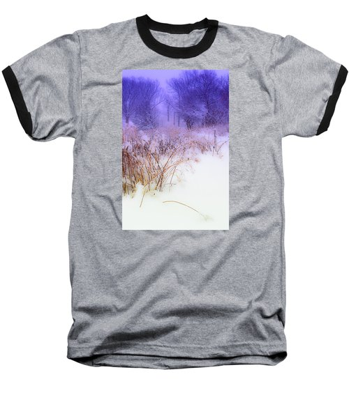 Feel Of Cold Land Baseball T-Shirt