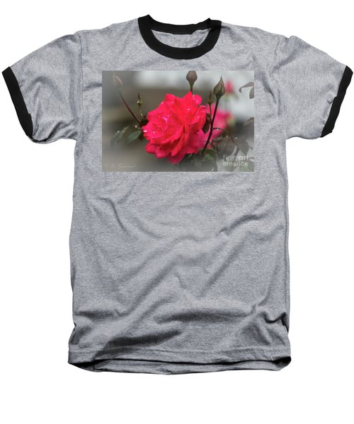 Feeling Rosy Baseball T-Shirt