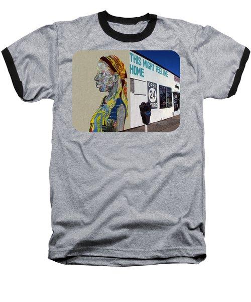 Feels Like Home Baseball T-Shirt