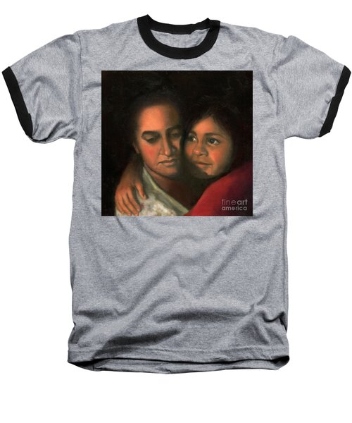 Felicia And Kira Baseball T-Shirt
