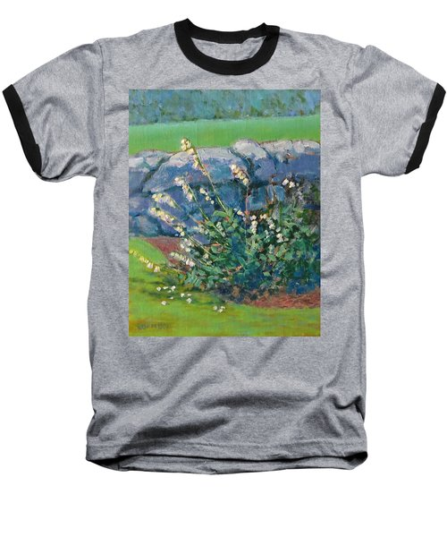 Fells Foxglove Baseball T-Shirt