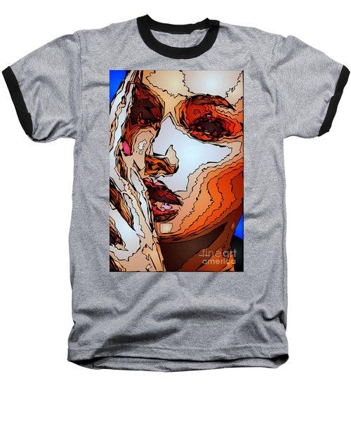 Female Expressions Viii Baseball T-Shirt