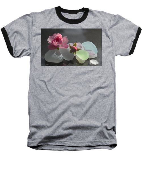 Feminine Baseball T-Shirt