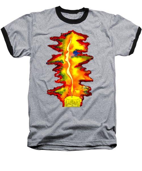 Feminine Light Baseball T-Shirt by Leanne Seymour