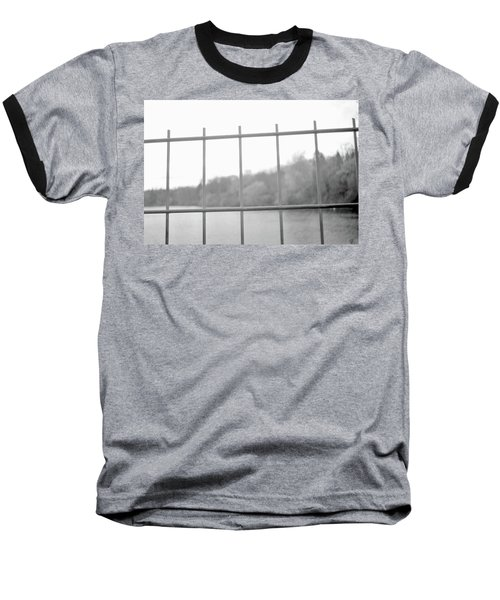 Fence Against Nature Baseball T-Shirt