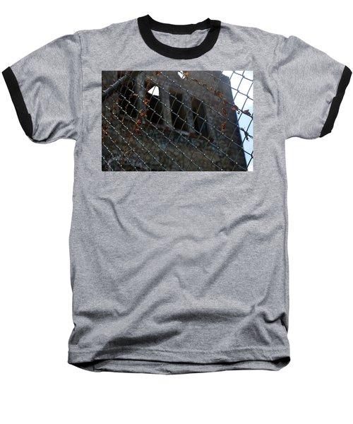 Fenced In Baseball T-Shirt