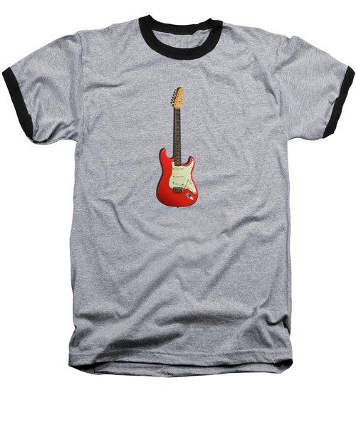 Fender Stratocaster 63 Baseball T-Shirt
