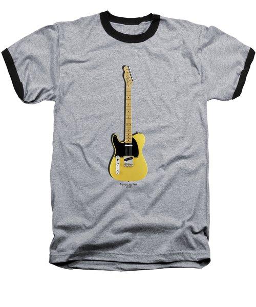 Fender Telecaster Baseball T-Shirt