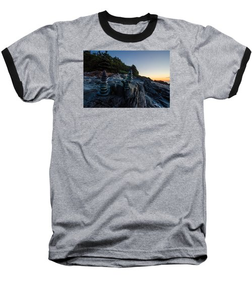 Baseball T-Shirt featuring the photograph Feng Shui by Paul Noble