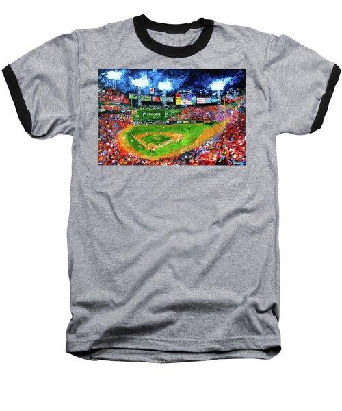 Fenway Park Baseball T-Shirt