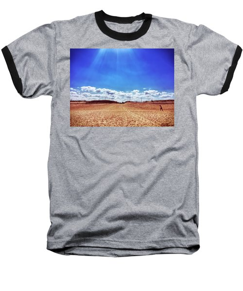 Fenwick Island State Park Baseball T-Shirt