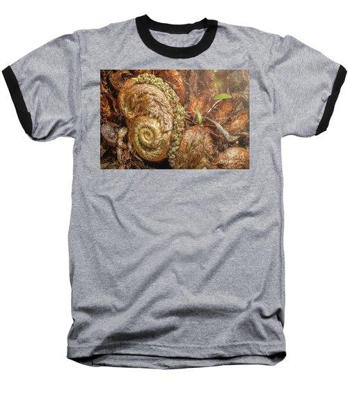 Fern Headdress Baseball T-Shirt