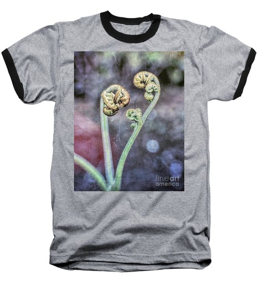 Fern Heart Baseball T-Shirt