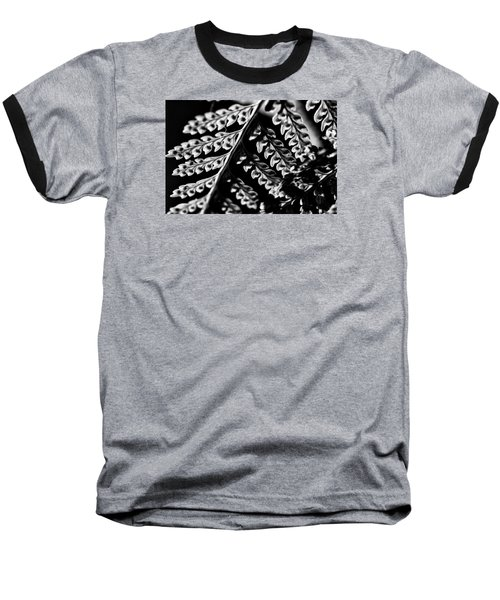 Fern Baseball T-Shirt by Kevin Cable
