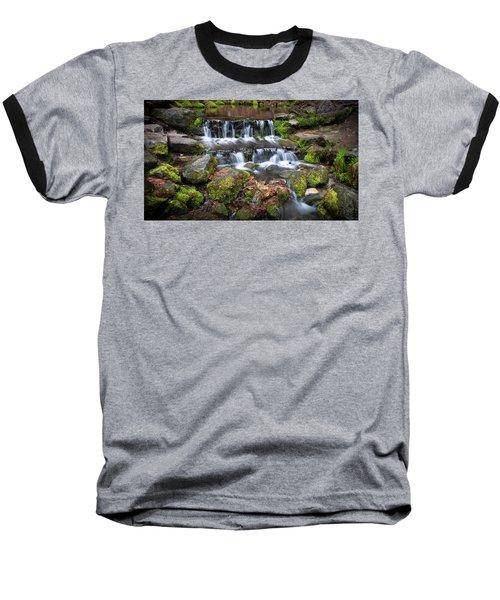 Fern Springs Baseball T-Shirt by Ralph Vazquez