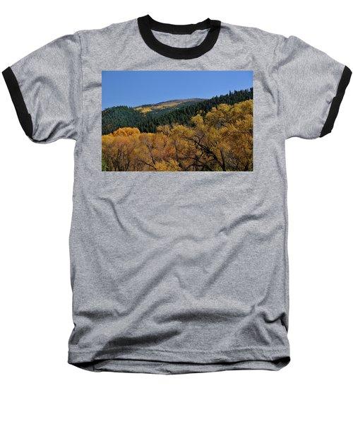 Baseball T-Shirt featuring the photograph Fernando Peak by Ron Cline