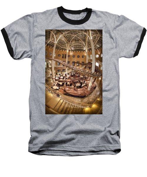 Fernbank Museum Baseball T-Shirt