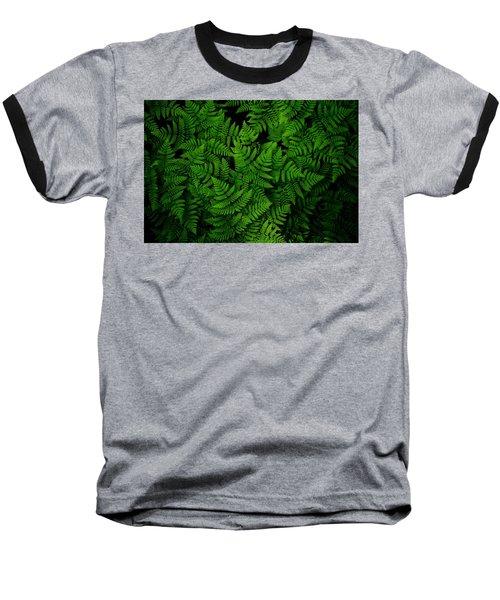 Ferns Galore Baseball T-Shirt