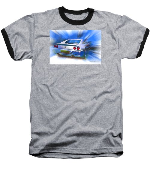 Ferrari 355 Berlinetta Baseball T-Shirt