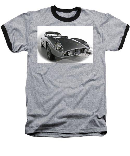 Ferrari Classic 3 Baseball T-Shirt