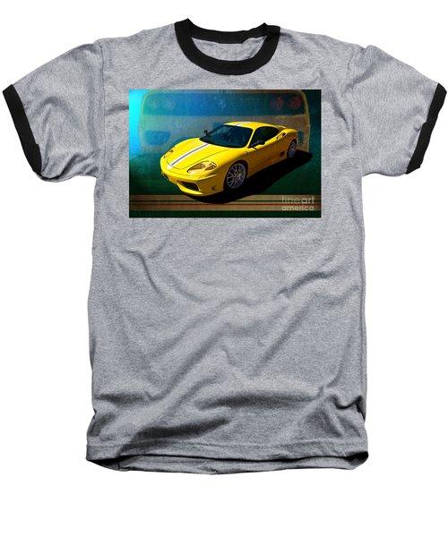Ferrari F430 Baseball T-Shirt