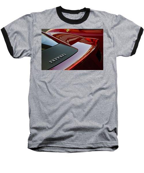 Ferrari Italia Baseball T-Shirt