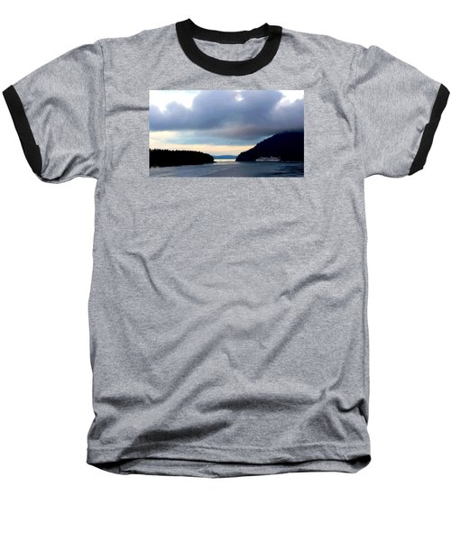Ferry Crossing Baseball T-Shirt