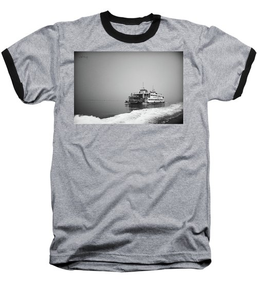 Ferry Baseball T-Shirt by Joseph Westrupp