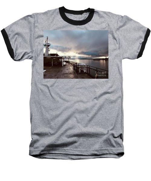 Ferry Morning Baseball T-Shirt