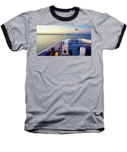 Ferry On Baseball T-Shirt