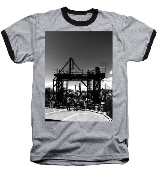Ferry Workers Baseball T-Shirt