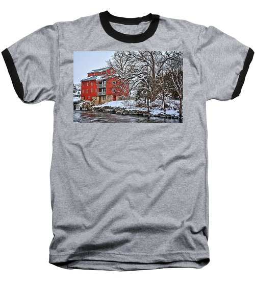 Fertile Winter Baseball T-Shirt
