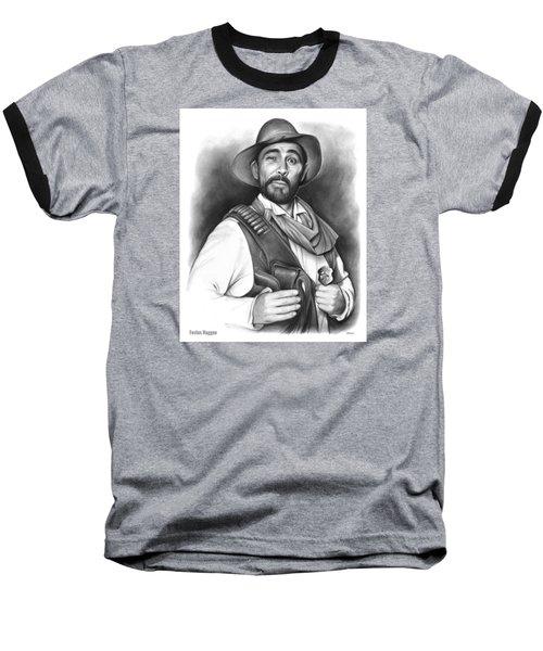 Festus Haggen Baseball T-Shirt by Greg Joens