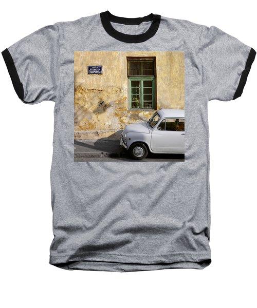 Fiat 600. Belgrade. Serbia Baseball T-Shirt