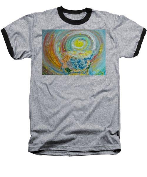 Fictional Universe Baseball T-Shirt