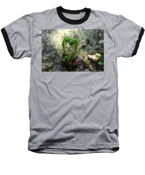 Fiddleheads Baseball T-Shirt