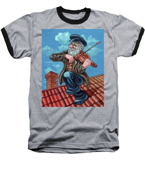 Fiddler On The Roof. Op2608 Baseball T-Shirt