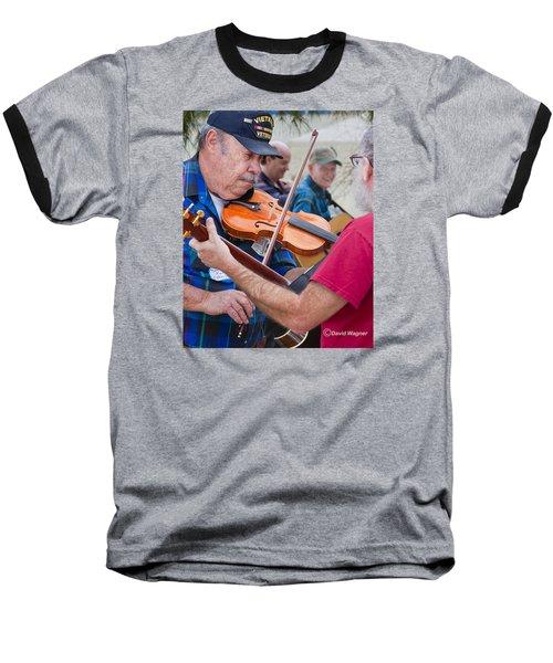 Fiddlers Contest Baseball T-Shirt