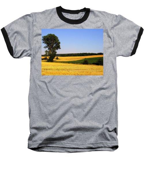 Field Flow Baseball T-Shirt