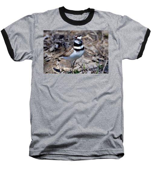 Field Killdeer Baseball T-Shirt