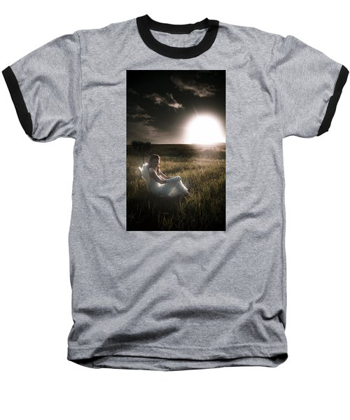 Baseball T-Shirt featuring the photograph Field Of Dreams by Jorgo Photography - Wall Art Gallery