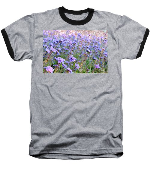 Field Of Lavendar Baseball T-Shirt