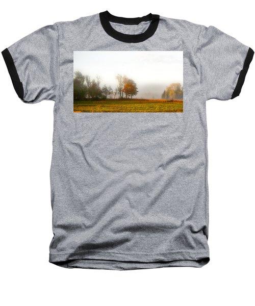 Field Of The Morn Baseball T-Shirt