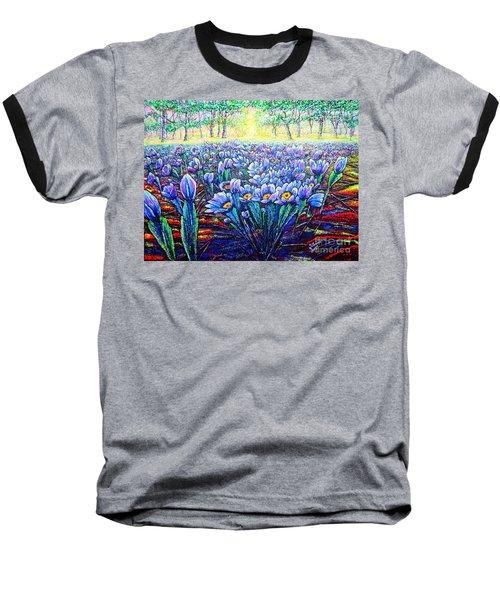 Field.flowers Baseball T-Shirt