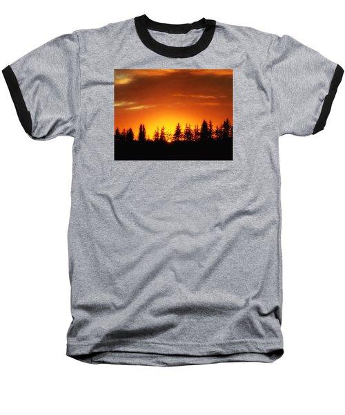 Fields Of Arbol Baseball T-Shirt