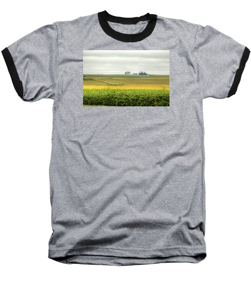 Fields Of Color Baseball T-Shirt