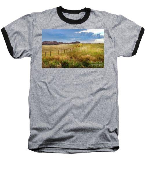 Fields Of Gold Baseball T-Shirt