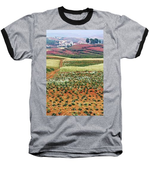 Fields Of The Redlands - 2 Baseball T-Shirt